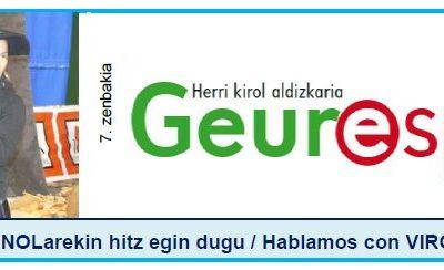 Geure Sport aldizkari digitalaren 7. alea