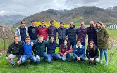 Mendi lasterketetako Euskal Selekzioaren kirolariak ezagutzen