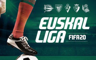 FIFA20 Euskal Ligako bigarren fasea