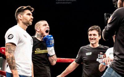 Euskal Herria-Ingalaterra nazioarteko boxeo ekitaldiari begira