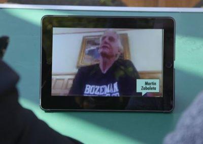 """[EiTB] Martin Zabaleta: """"Euskal Herriak estandarte bezala hartu zuen gure espedizioa""""(6'03"""")"""