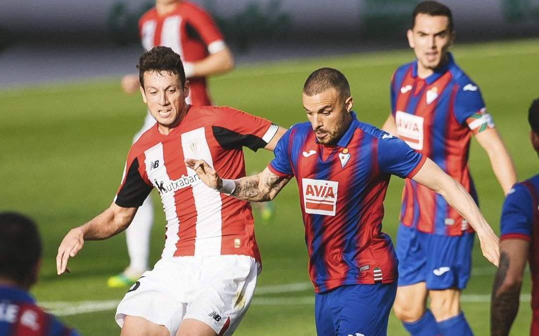Eibar 2-2 Athletic