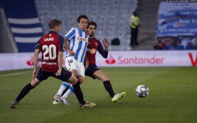 Reala 1-1 Osasuna
