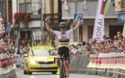 Van Vleutenek irabazi du Durango-Durango Emakumeen Saria