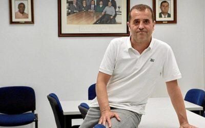 Kepa Arrieta da Arabako Futbol Federazioko arduradun berria