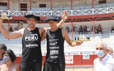 Xabier Orbegozok eta Andoni Iruretagoienak irabazi dute I. Binakako Euskal Pentatloia