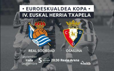 Neurririk zorrotzenak hartuta jokatuko da 'IV. Euskal Herria Txapela'ko finala
