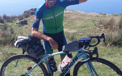 Oier Iturraldek irabazi du 2020 Transpyrenees txirrindularitza froga