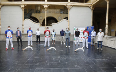 Nafarroako erremonte txapelketako aurkezpena egin dute
