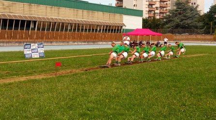 Euskadiko Lur Gaineko Sokatira Txapelketako bigarren jardunaldia jokatu zen larunbatean
