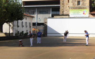 Enrique Abril Errebote Txapelketaren aurreneko partidak jokatu dira