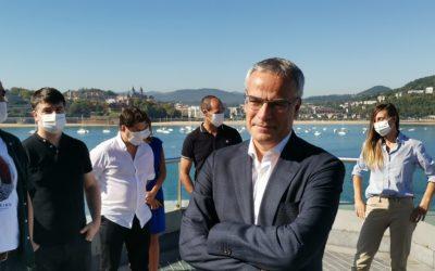 """""""Euskal selekzioaren ofizialtasunaren aldeko jarrera aktiboa izango dugu"""""""
