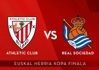 [Athletic Club] Athletic Club vs Real Sociedad ⚽ I Euskal Herria Kopa Finala OSORIK (2:15:12)