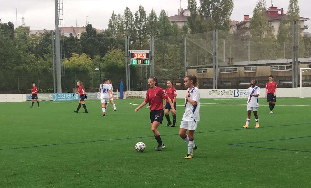 Eibar 0-3 Osasuna, X. Euskal Herria Kopan