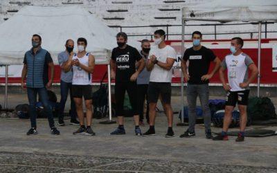 III. Euskal Pentatloi Sariaren sailkapen fasea lehiatu zen Azpeitian