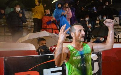 Xabier Zalduak hirugarrenez irabazi du Euskal Pentatloia
