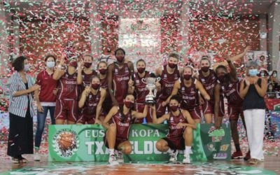 Lointek Gernikak irabazi du Emakumezkoen Euskal Kopa
