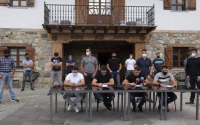 Aizkolariek beraiek antolatutako Euskal Herriko Txapelketa jokatuko dute