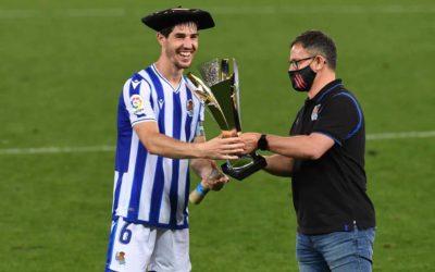 Reala 1-0 Osasuna, IV. Euskal Herria Txapelaren finalean