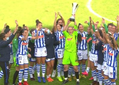 [RS TV] X Euskal Herria Kopa 2020 (finala) I Athletic Club – Real Sociedad I LABURPENA (4:01)