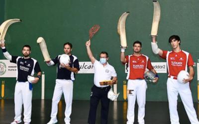 Hondarribiako Grand Slam Txapelketako finalerdiak zehaztuta geratu dira