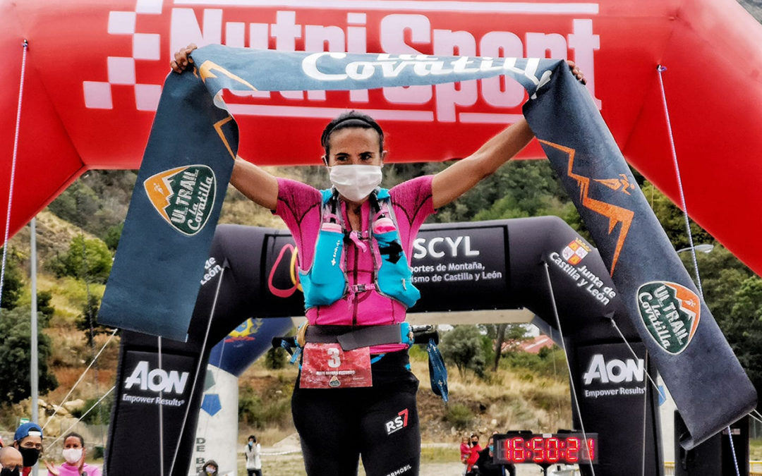 Maite Maiorak irabazi du La Covatilla ultratraila