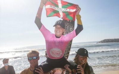 Janire Gonzalez Etxabarri, Europako txapeldun junior mailan