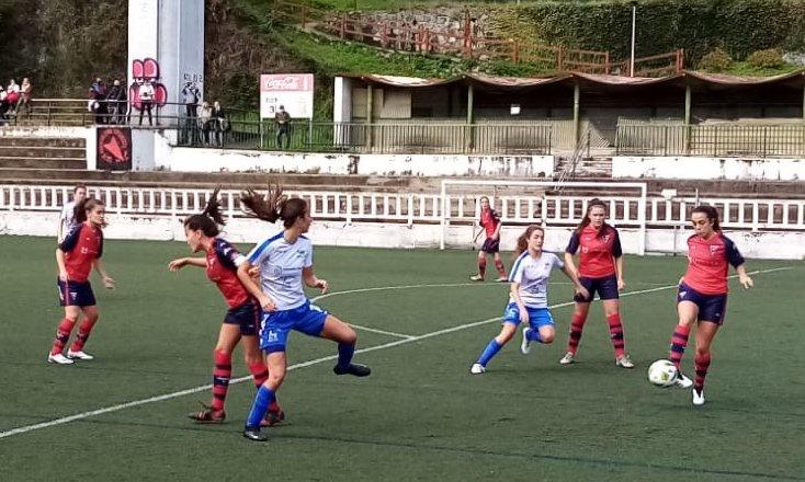 Añorga 5-0 Aurrera, X. Euskal Herria Kopan