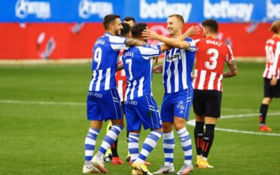 Alaves 1-0 Athletic