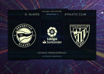 """[EiTB] Alaves – Athletic partidako laburpena eta gola (2'17"""")"""