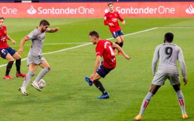 Osasuna 1-0 Athletic