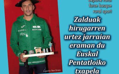 GeureSport Herri Kirol aldizkariaren 24. alea