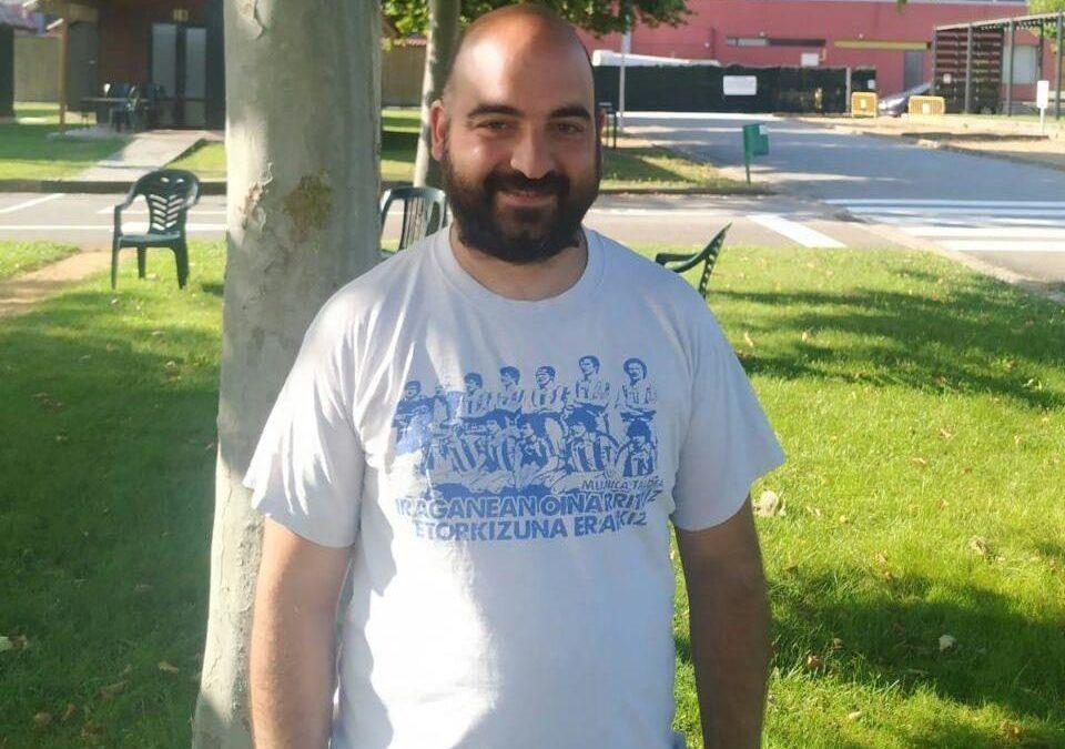 Gorka Etxeberria: 'Euskal Futbol Selekzioko entrenatzaileak ilusioa piztu behar du'
