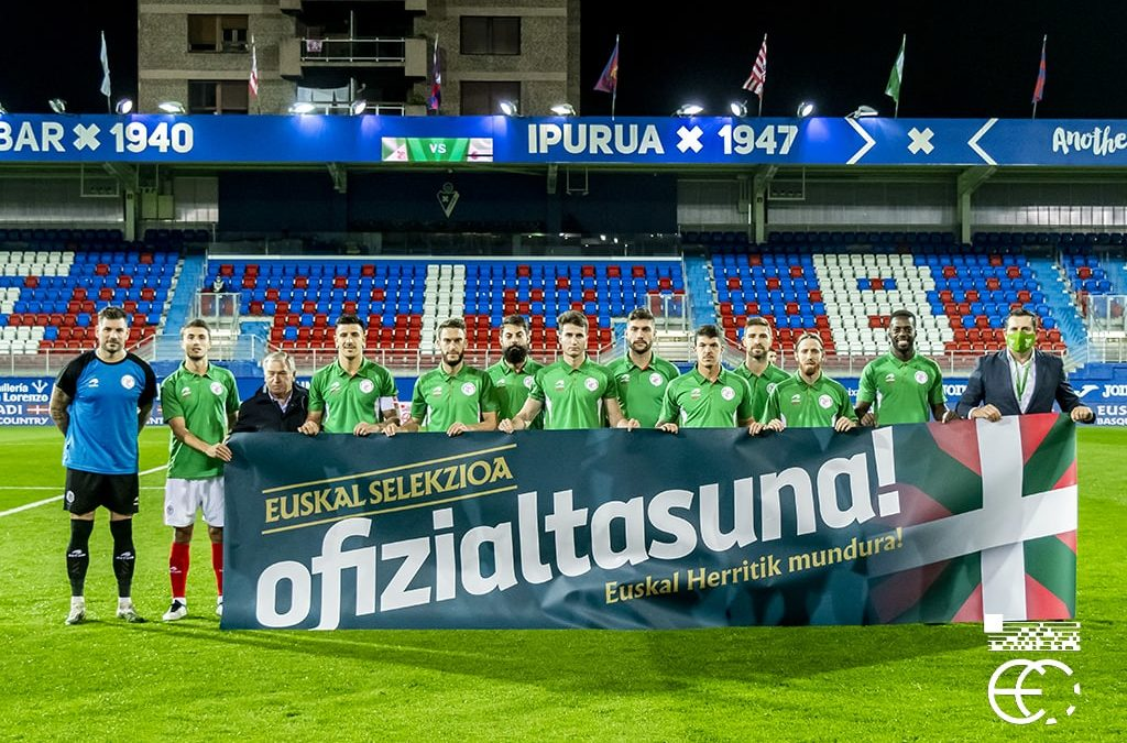 Euskal Selekzioa 2-1 Costa Rica