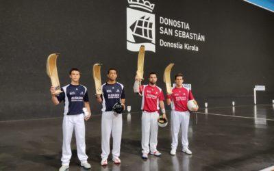 Beaskoetxea eta Del Rio, Donostia Gran Slam-eko txapeldunak