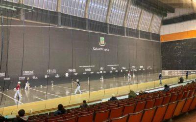 Gernika Grand Slameko finalerdiak jokatu ziren pasa den ostiralean