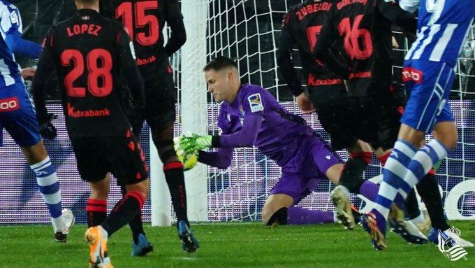 Alaves 0-0 Reala