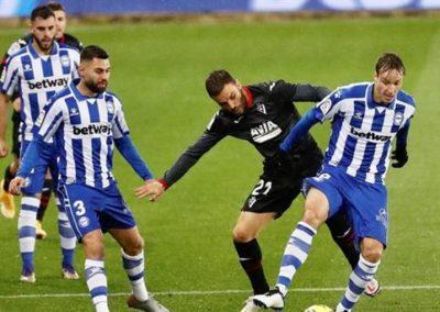 """[EiTB] Alaves 2–1 Eibar partidako laburpena eta gol guztiak (2'58"""")"""