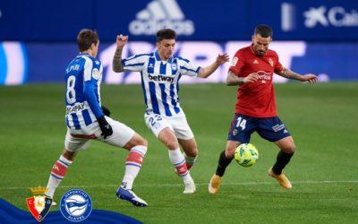 Osasuna 1-1 Alaves