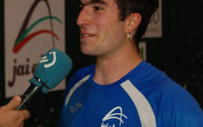 Jokin Arbek irabazi du Jai Alai World Tourreko Banakako Txapelketa