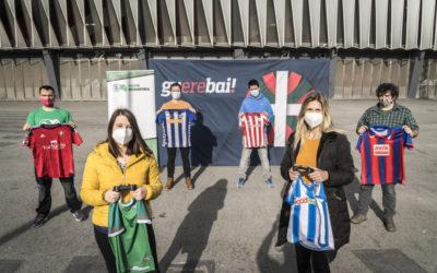 FIFA21 e-kirol Euskal Liga aurkeztu da Bilbon