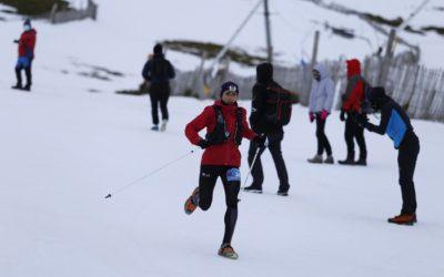 Oihana Kortazarrek irabazi du aurtengo La Covatillako Snowcrossa