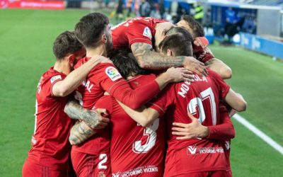 Alaves 0-1 Osasuna