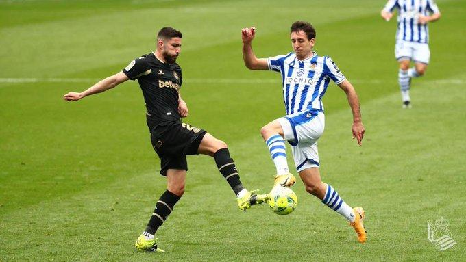 Reala 4-0 Alaves