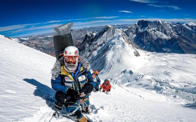 Alex Txikonek amaitutzat eman du Manaslurako espedizioa