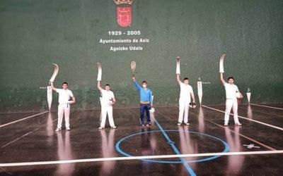Nafarroako erremonte txapelketako finalistak erabaki dira