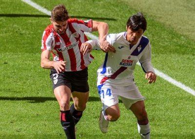 """[EiTB] Athletic 1–1 Eibar partidako laburpena eta gol guztiak (1'55"""")"""
