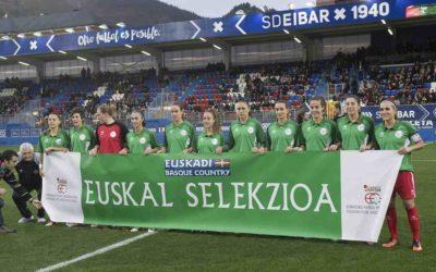 Euskal Futbol Selekzioa zelaietan berriro