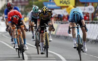 Ion Izagirrek irabazi du Itzuliko laugarren etapa