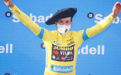 Primoz Roglicek irabazi du Euskal Herriko Itzulia